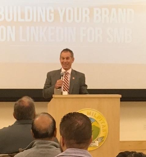 Small Business Workshop with Sen. Bob Wieckowski