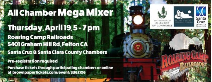 All Chamber Mega Mixer The Silicon Valley Organization