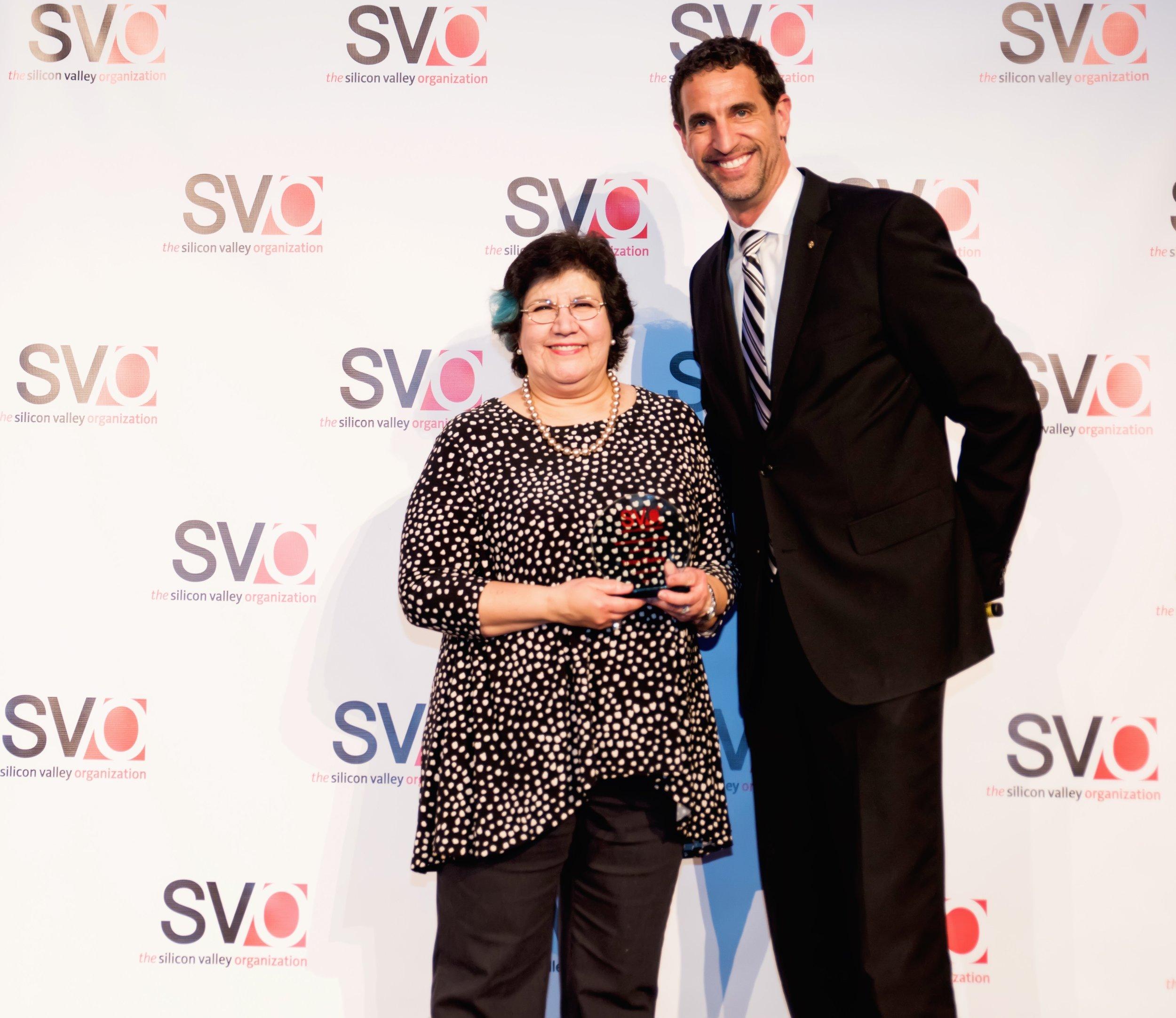 Irene Chavez The Silicon Valley Organization