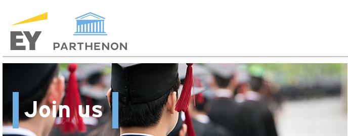 EY Parthenon Education Forum The Silicon Valley Organization