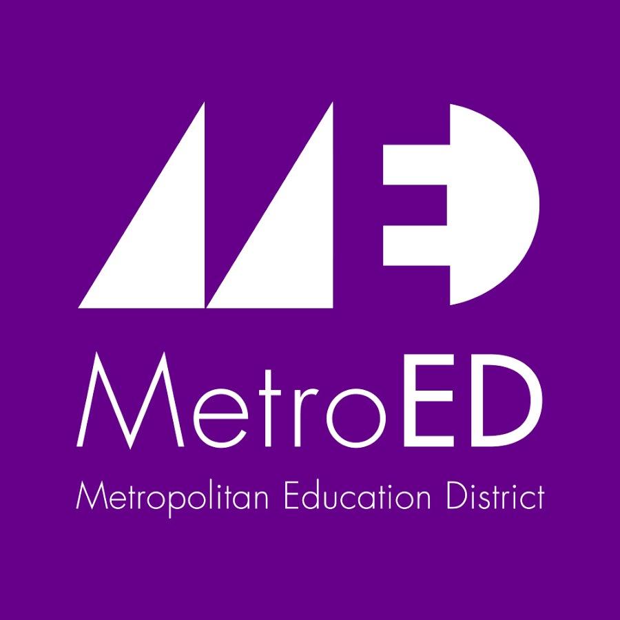Metropolitan Education District logo