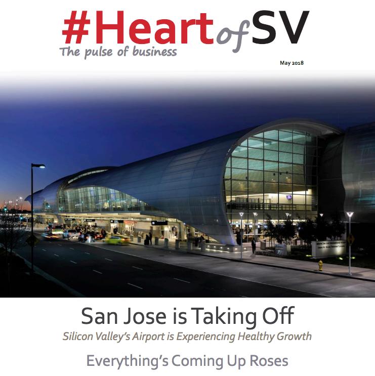 HeartofSV The Silicon Valley Organization magazine