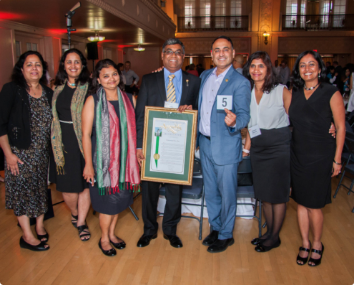 Community Seva Nonprofit of the year