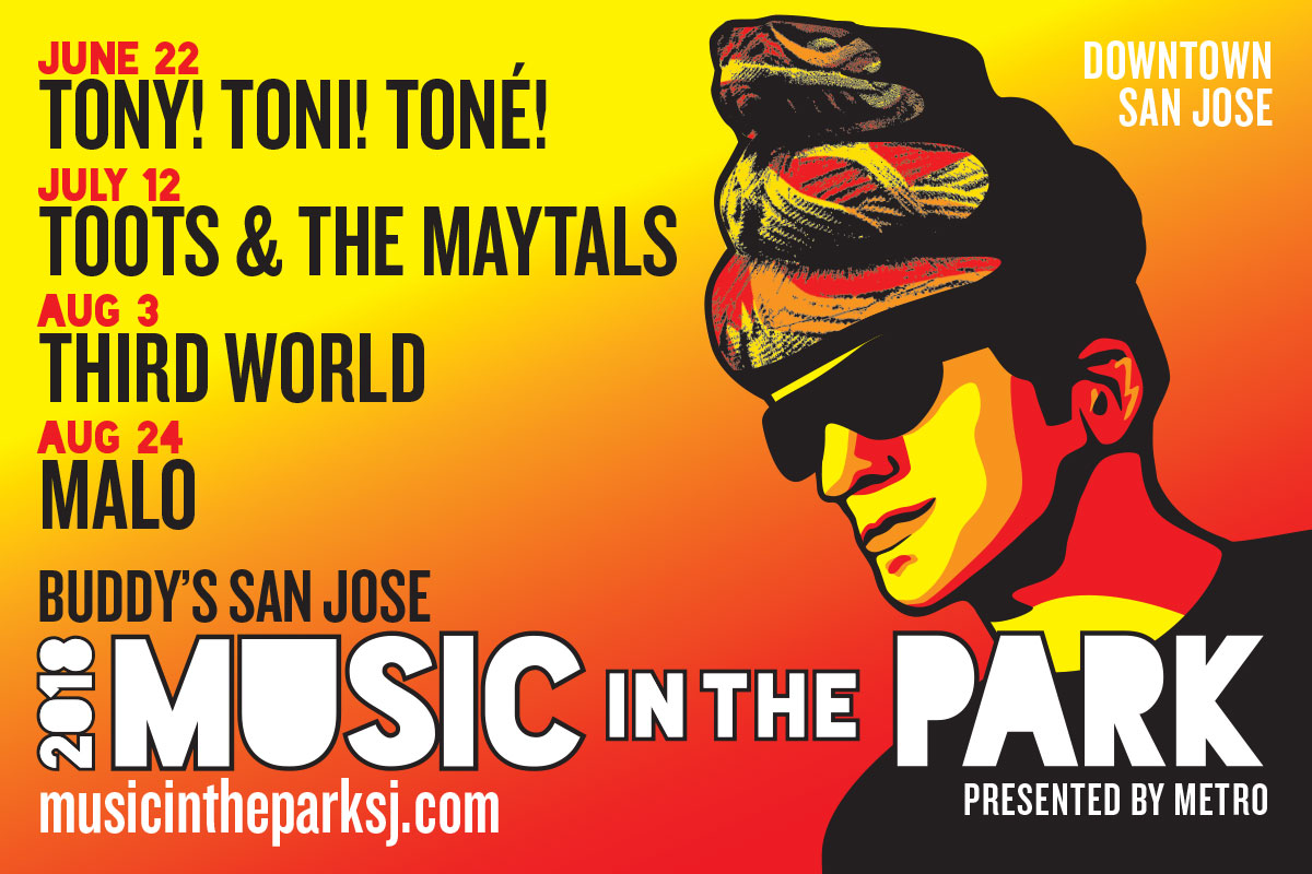 Music in the Park San Jose Downtown Association The Silicon Valley Organization
