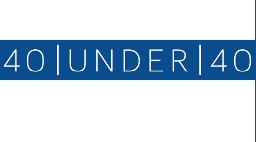Silicon Valley Business Journal 40 Under 40