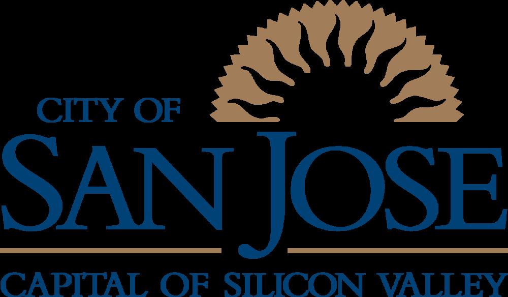 City of San Jose Logo Google Diridon The Silicon Valley Organization