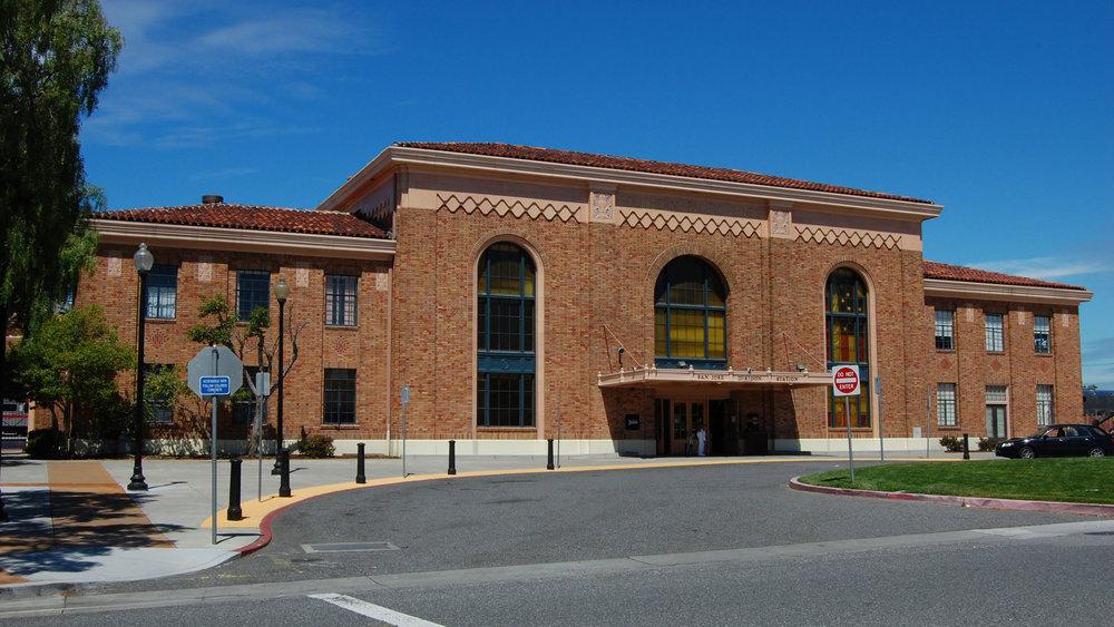 Diridon Station San Jose The Silicon Valley Organization