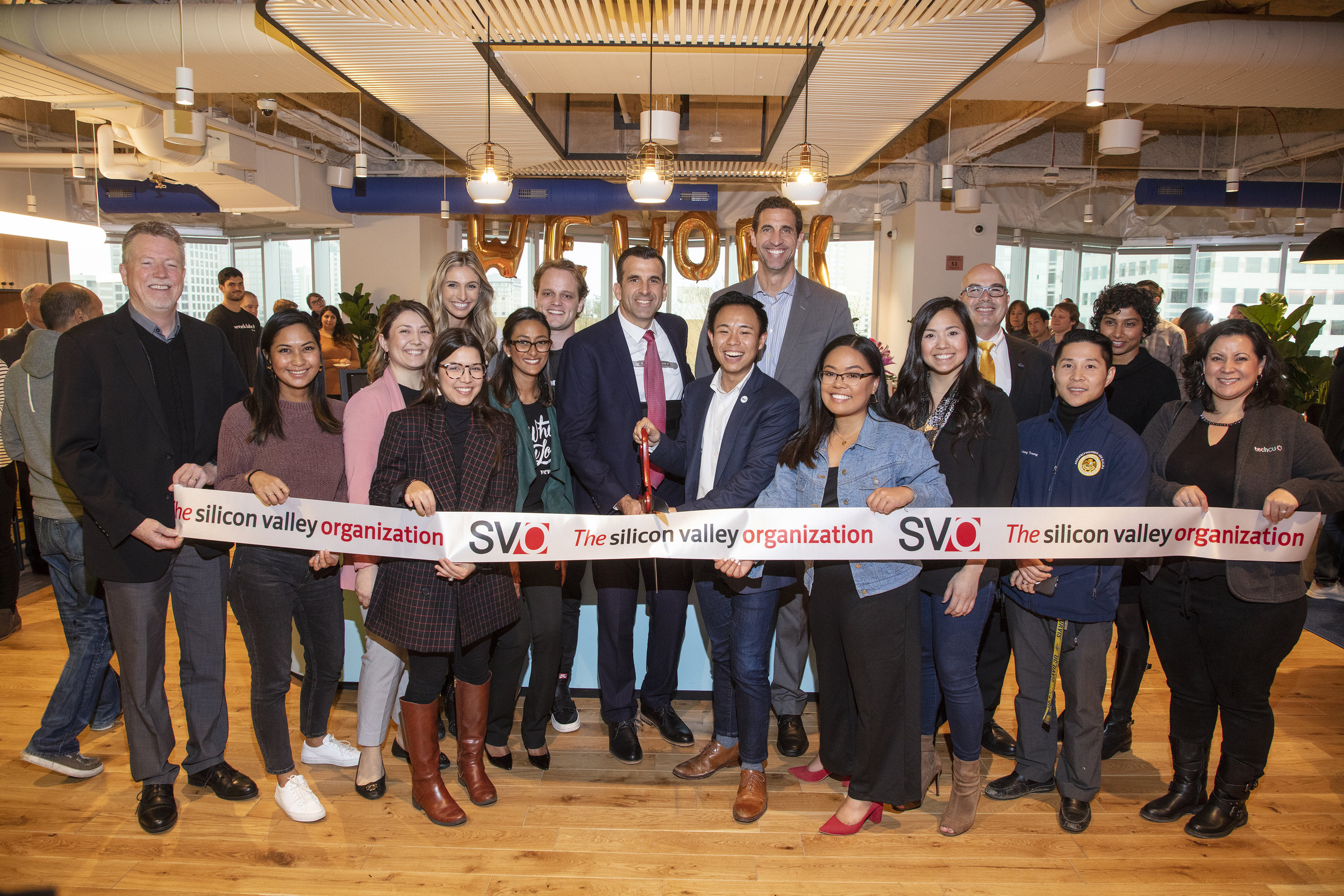 Program designed to foster start-ups, disadvantaged entrepreneurs and non-profits
