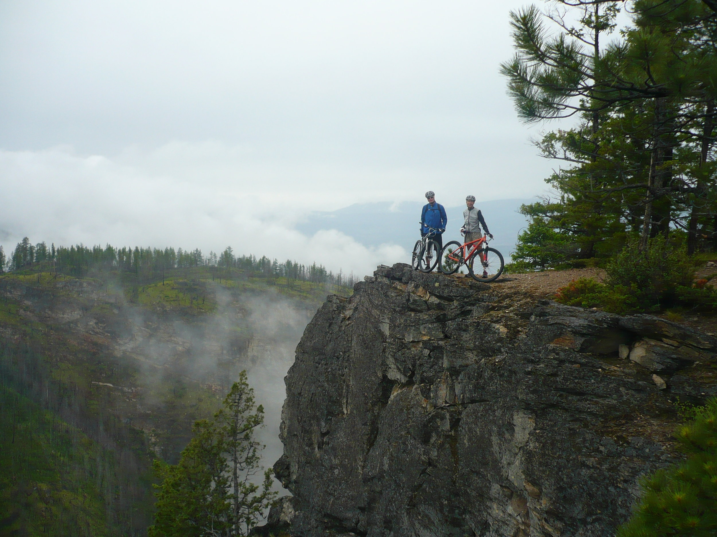 Immerse Yourself in The   Okanagan