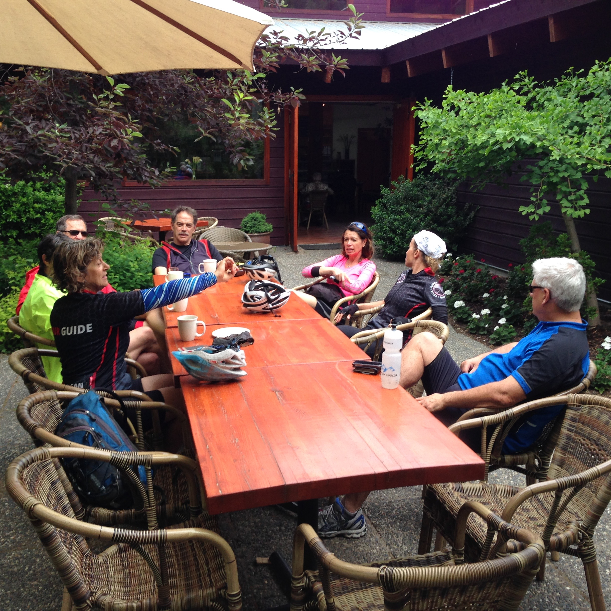 Your Giro Okanagan Vacation can   START NOW    The First Step