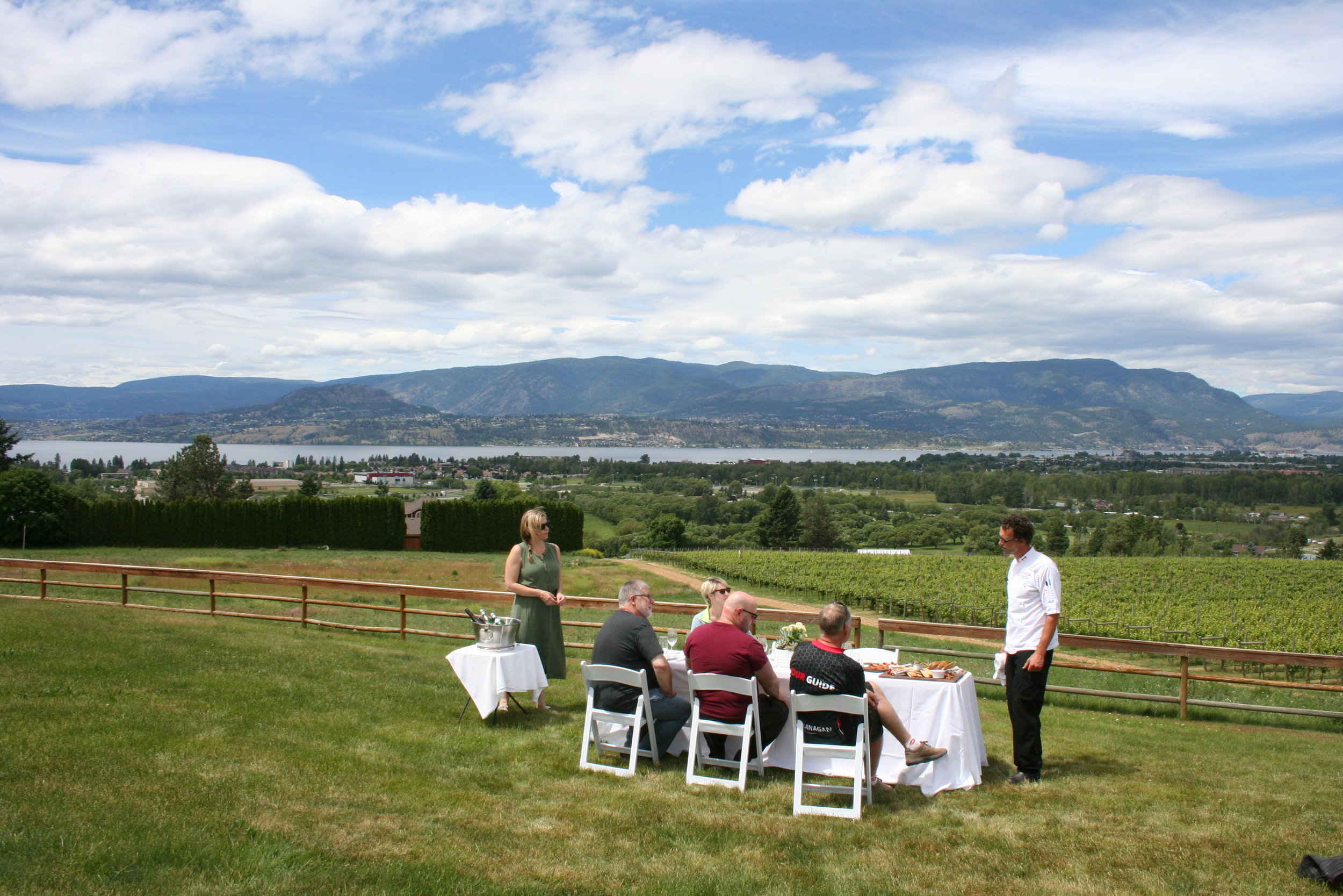 Locally Sourced, Locally Cycled:   East Kelowna    Book Now