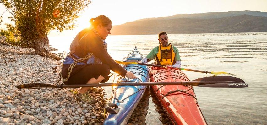 A Twilight Kayak Tour