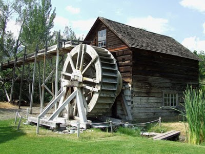 The Keremeos Grist Mill