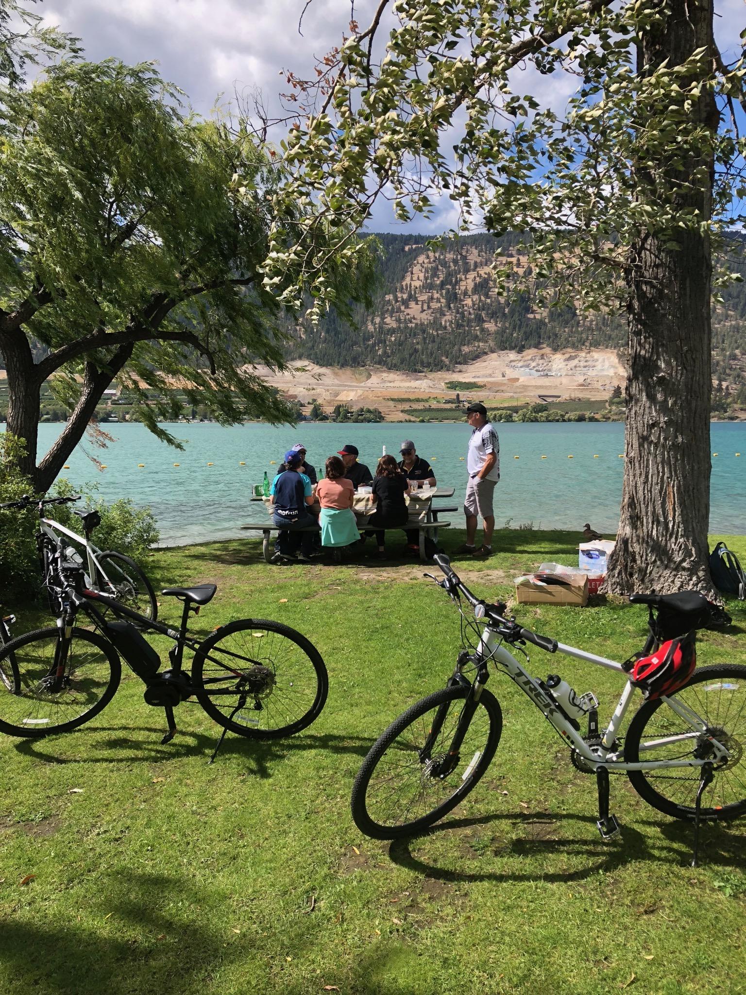 Lakeside Al Fresco Lunches
