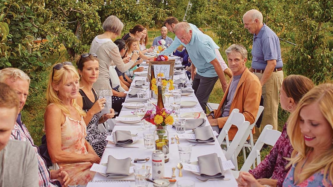 Hosted Harvest Dinners