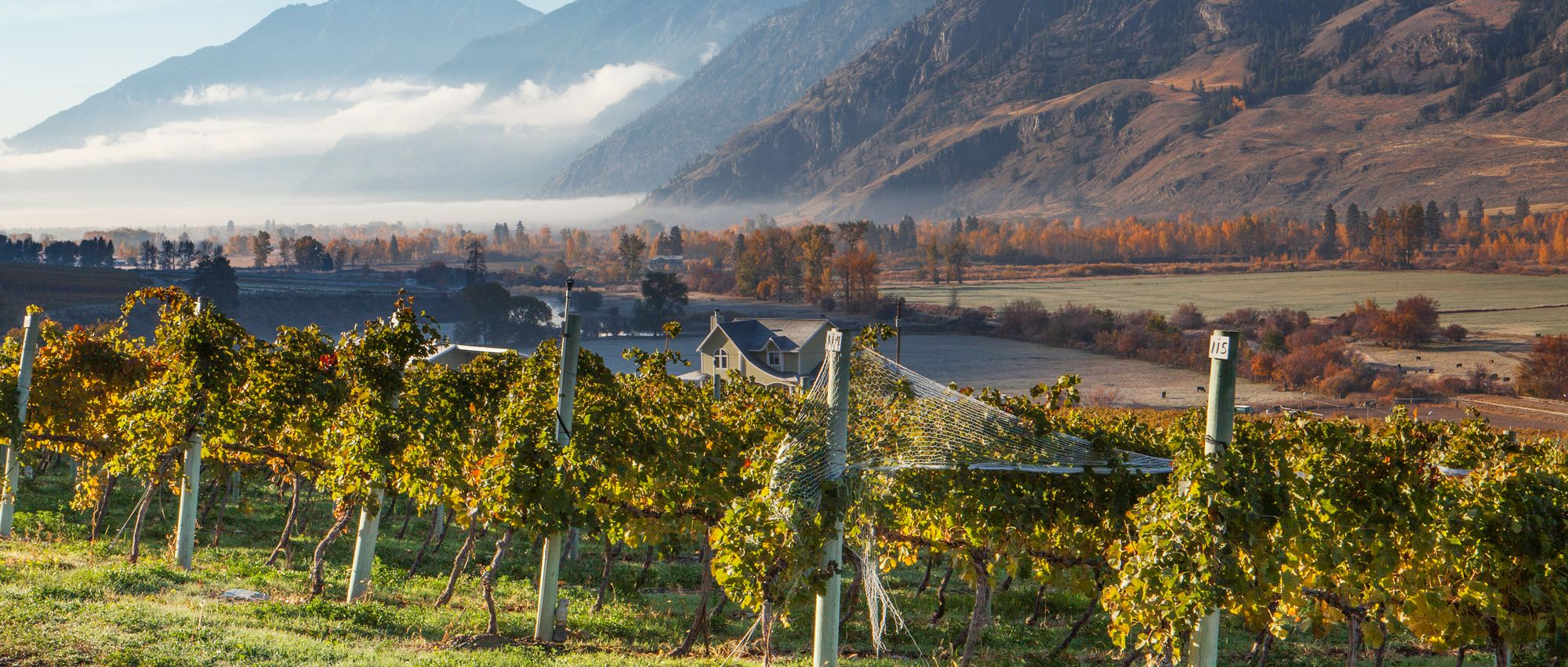 New for 2019, Explore the   SIMILKAMEEN VALLEY