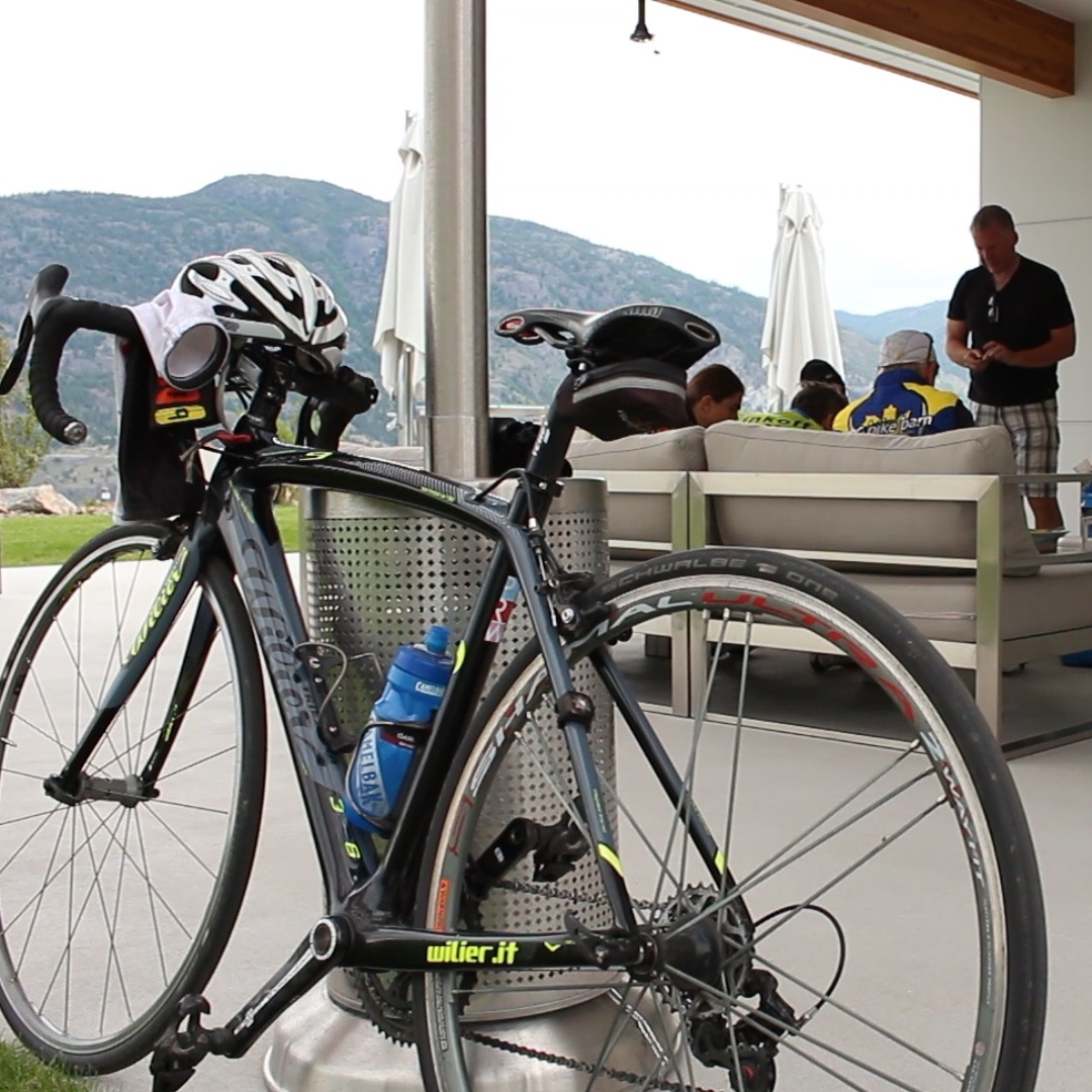 Discover why the Okanagan is   Road Bike Heaven