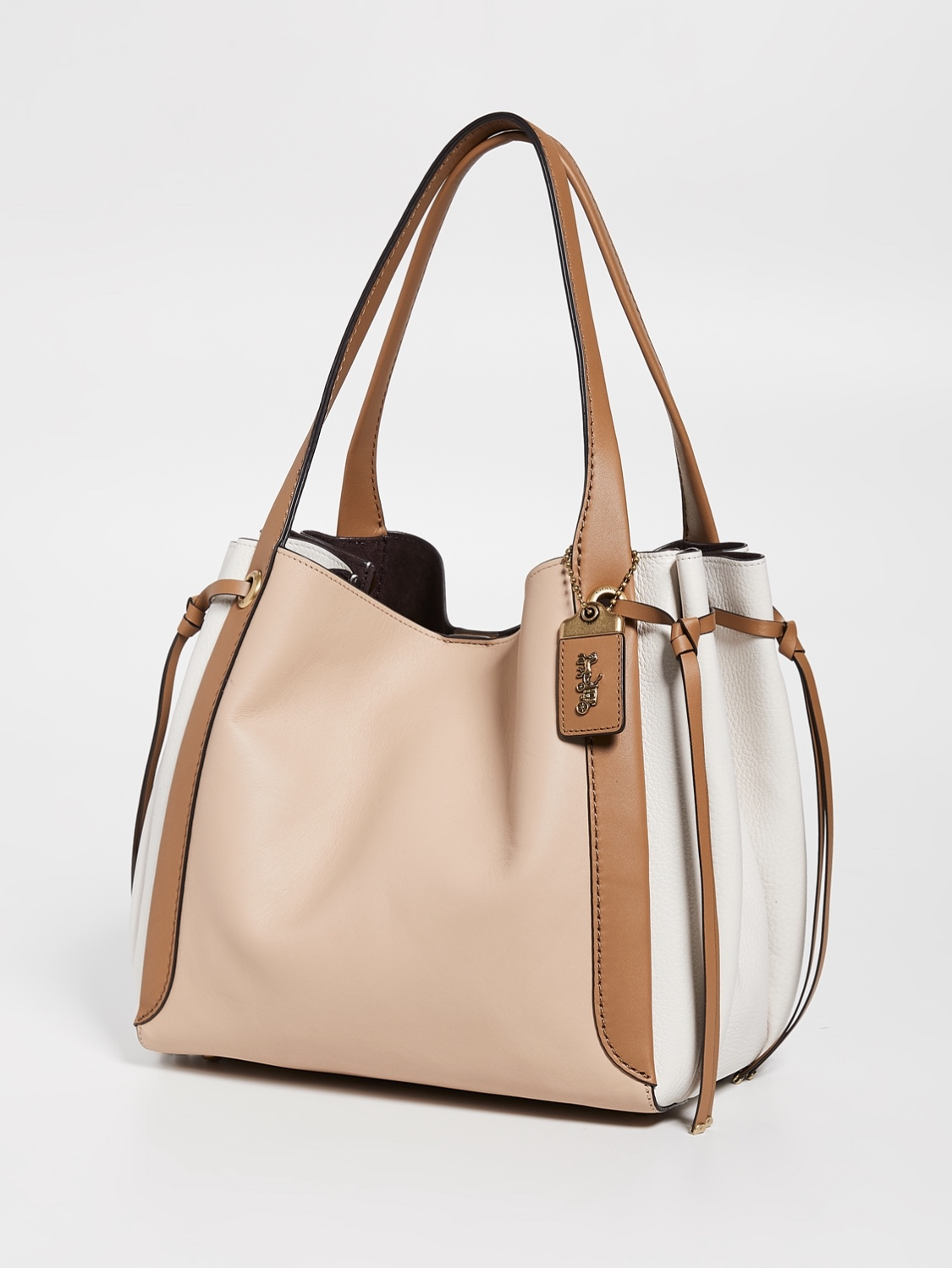 Coach Harmony Colorblock Hobo Bag $695