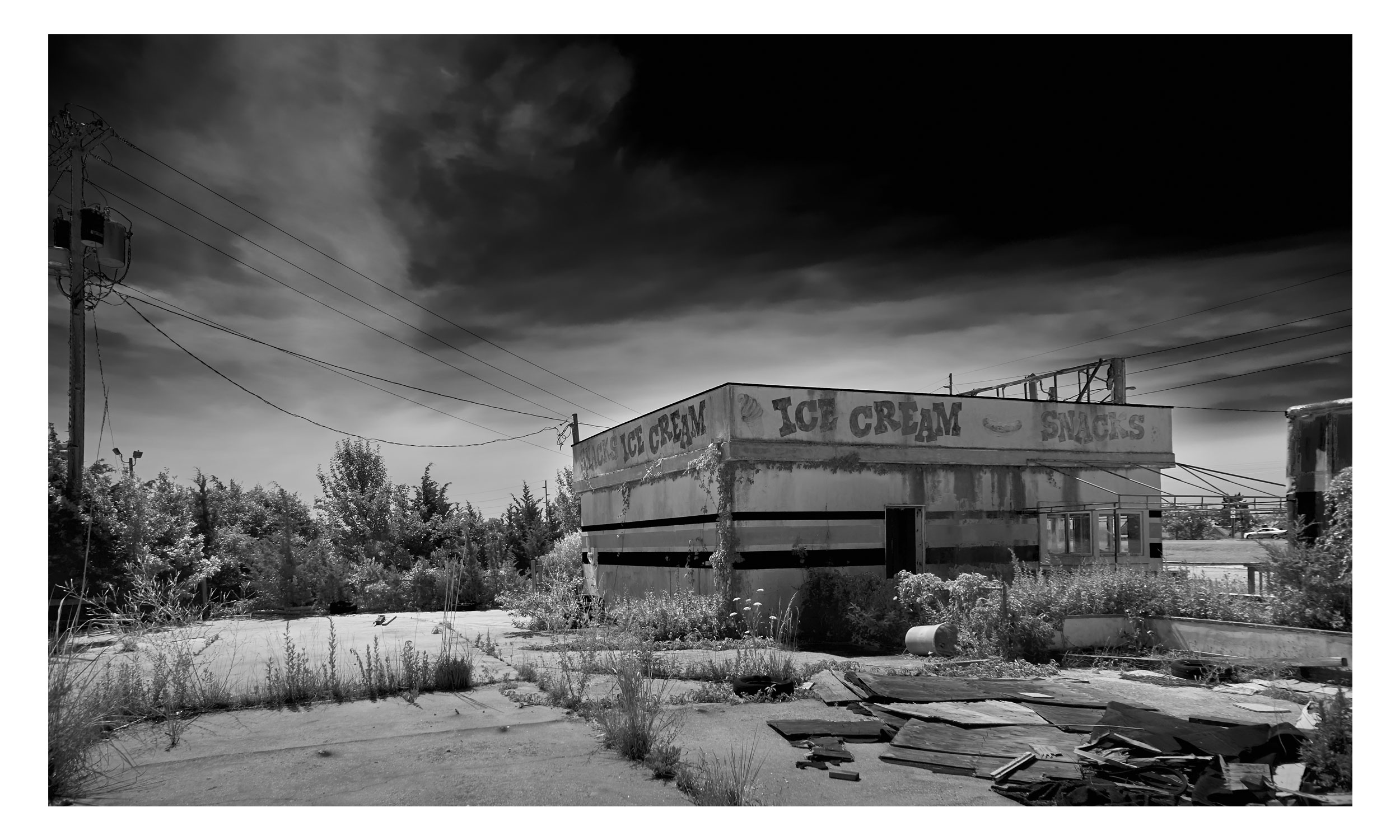 New Jersey, archival ink print, $1000    Contact us for purchase