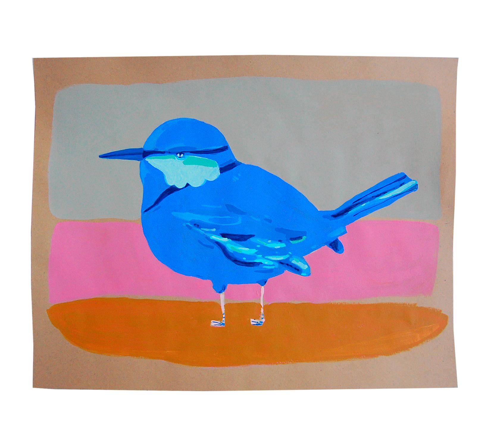 Copy of Blue Bird