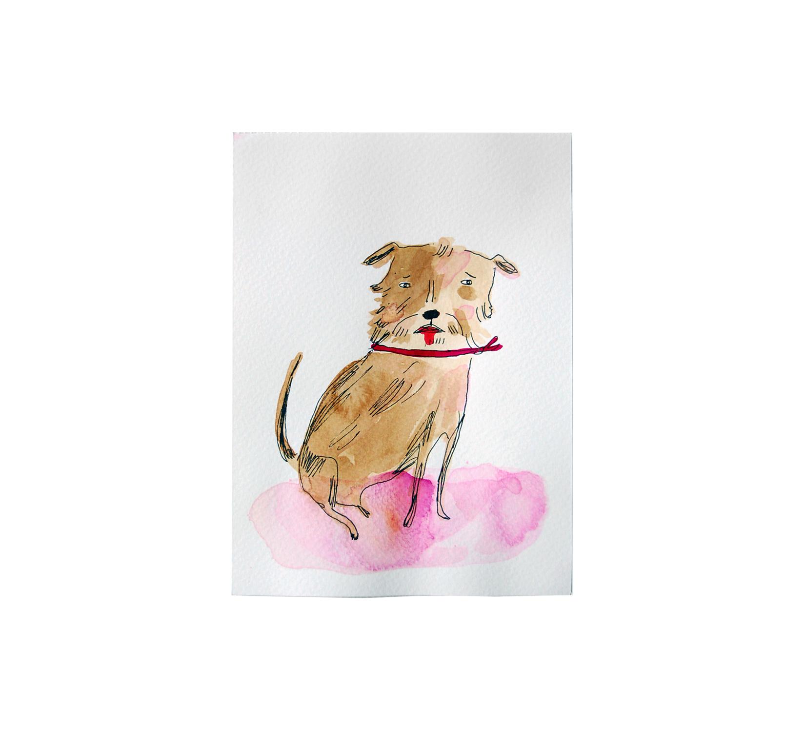 Dog Portrait II