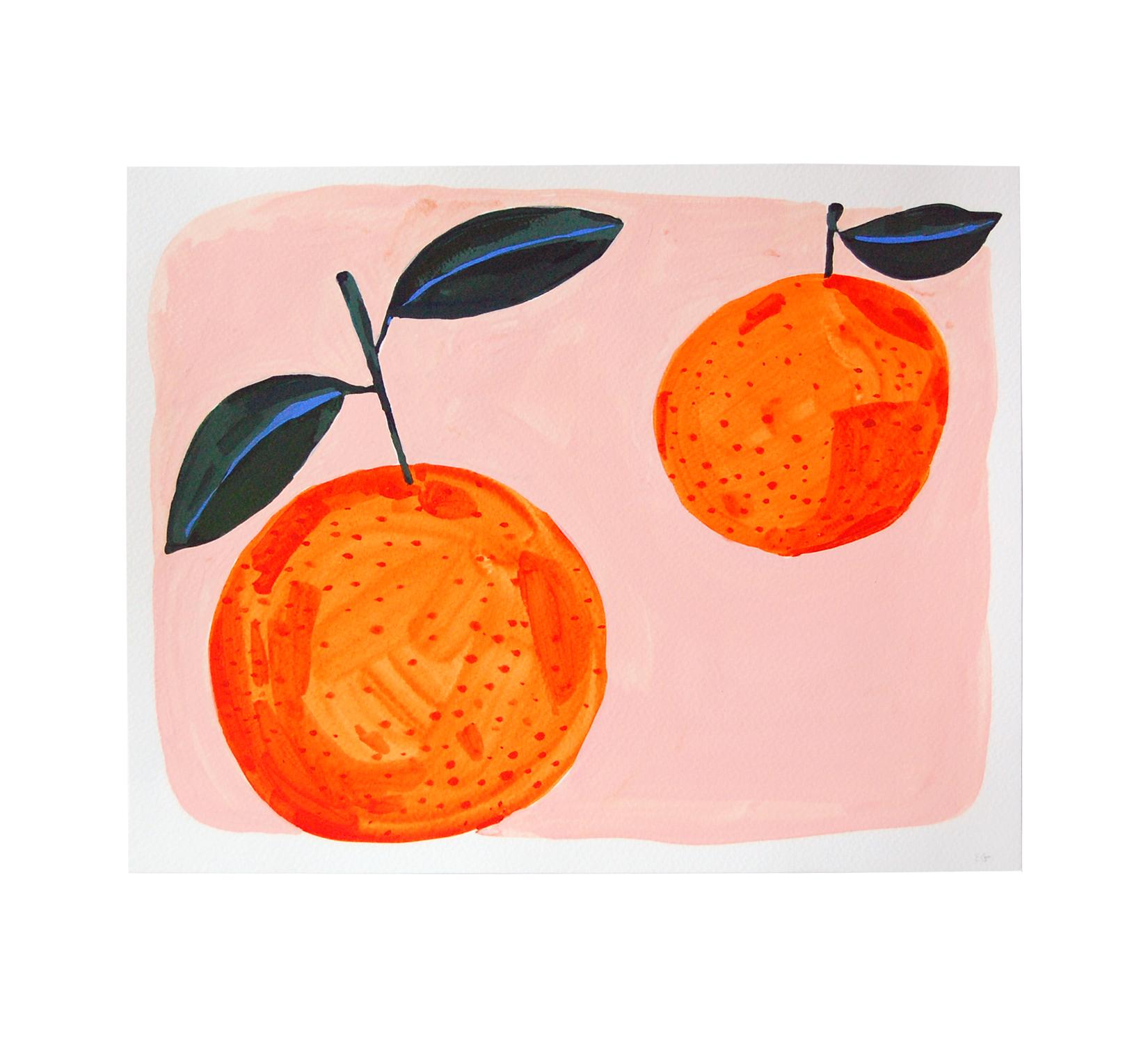 Two Oranges