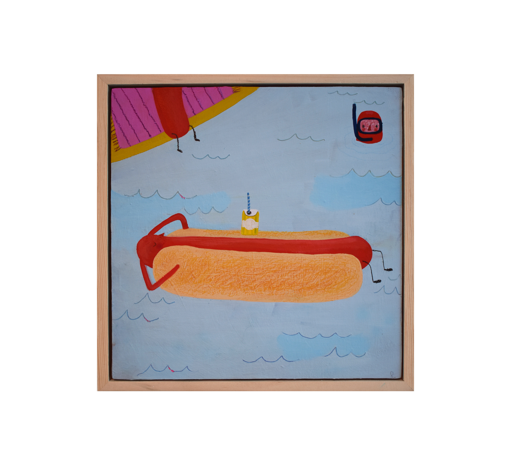 Copy of Hot Dogs On Vacation
