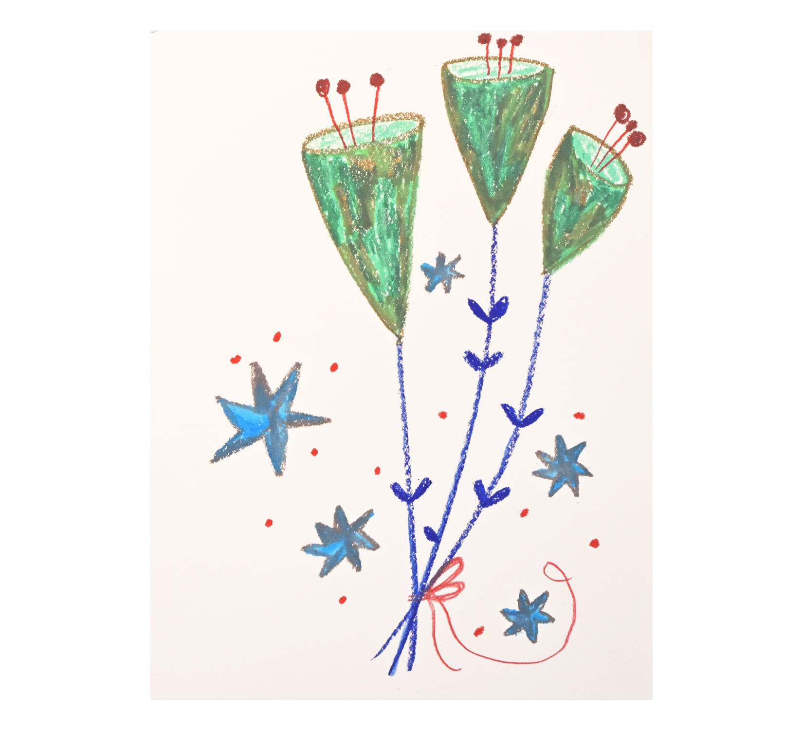 Copy of Verdant Bouquet