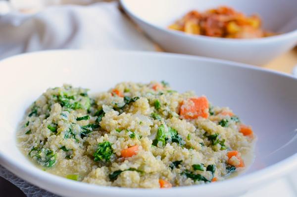 Quinoa Al Raipini