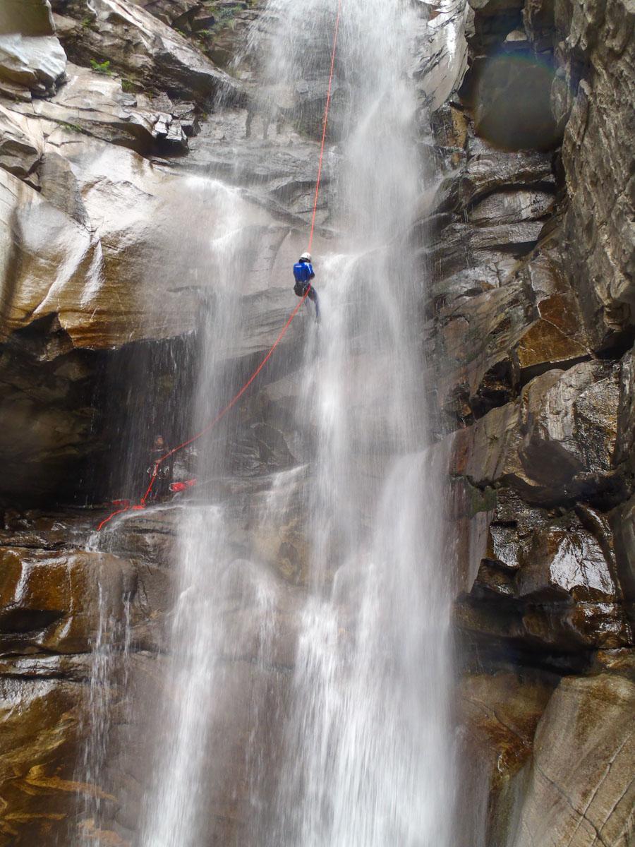 Ticino Adventures Iragna