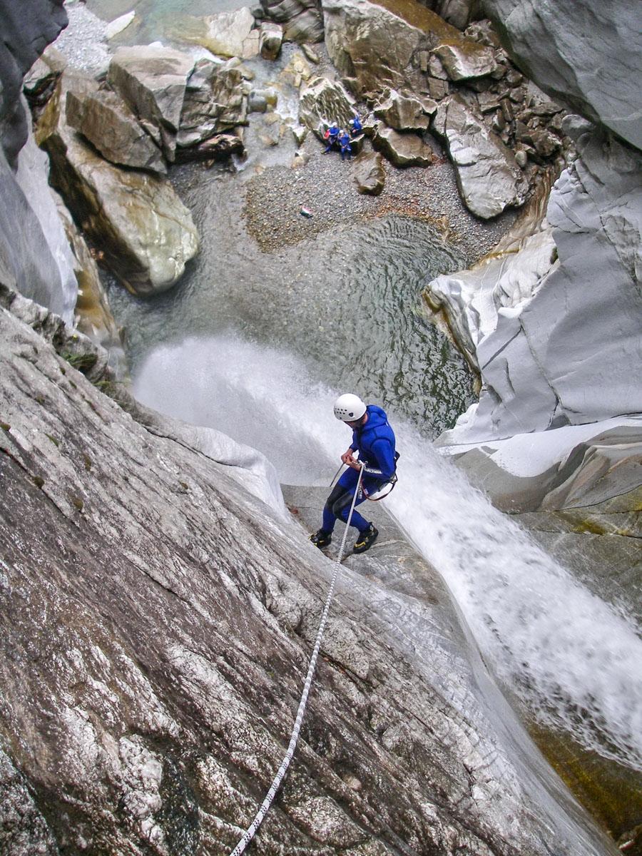 Ticino Adventures Lodrino Integrale