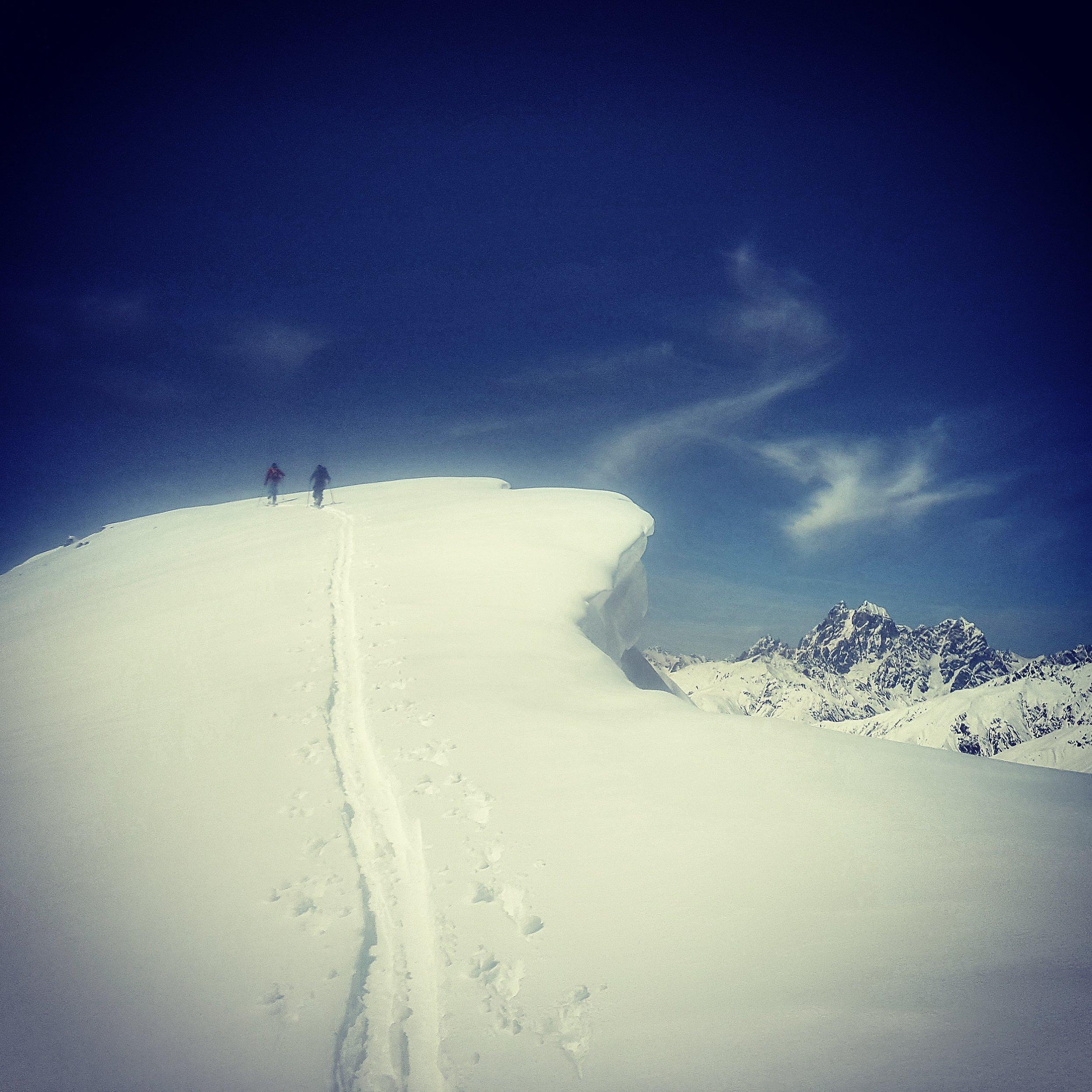 Ski Touring at Tetnuldi Ushba in the background.jpg