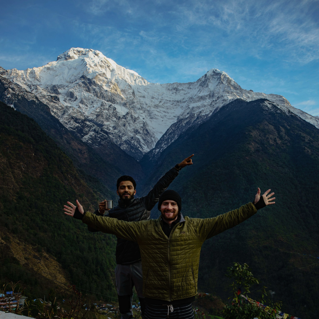 trekking nepal - Reach places you never thought possible on the adventure of your dreams