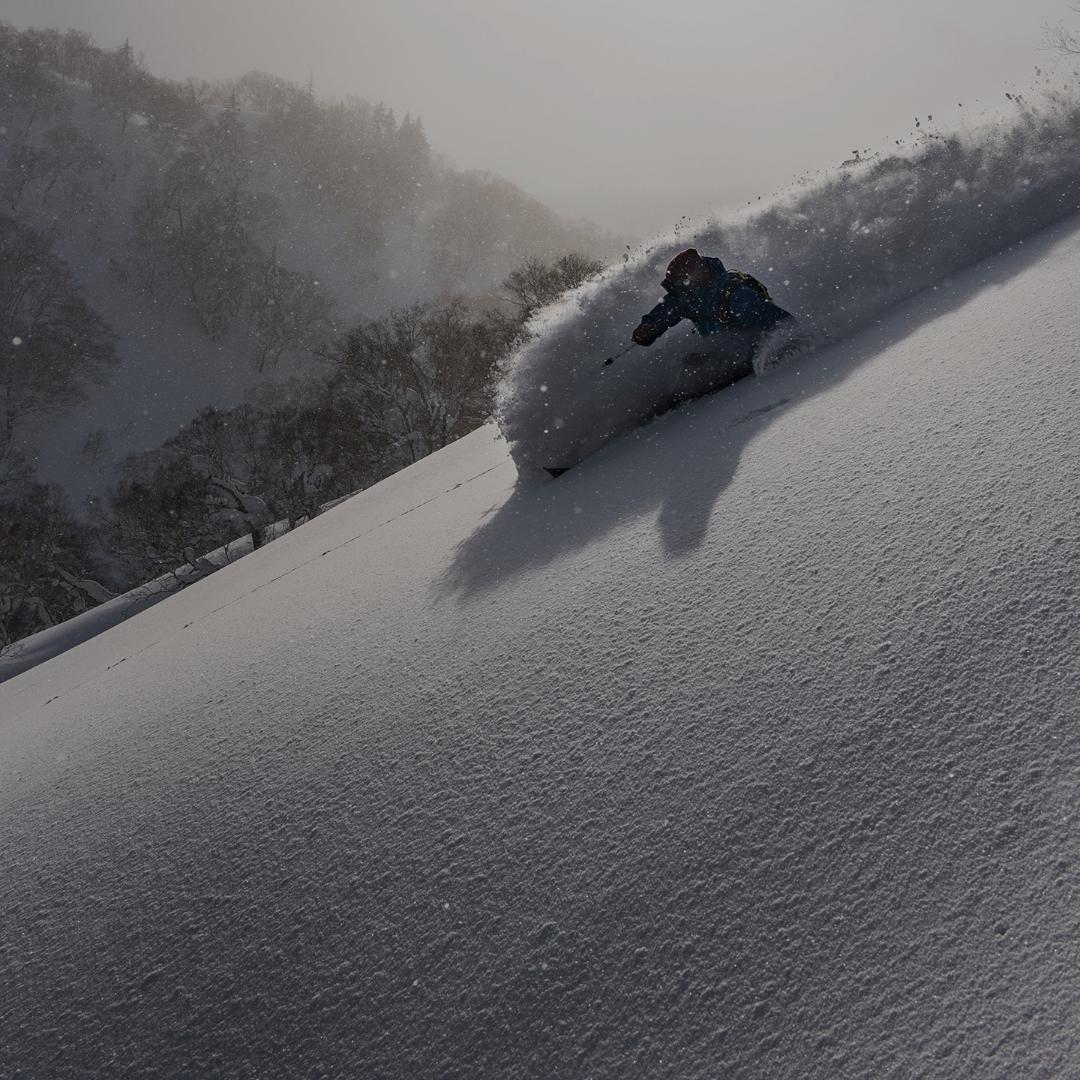 Deep Powder in Japan - Ski. Sushi. Relax. Repeat.