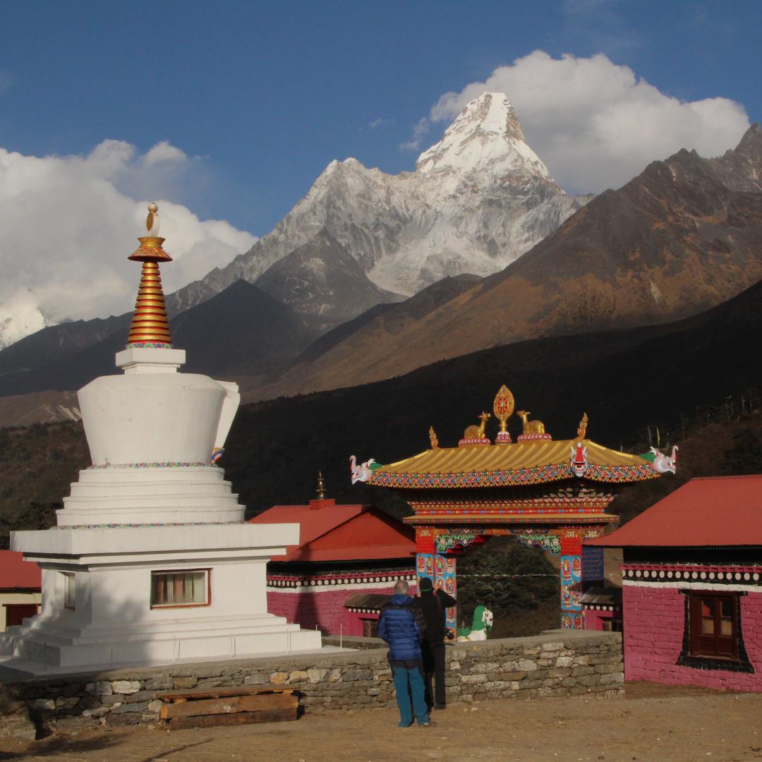 Everest Base Camp Trek - Via Gokyo Lake16-Days | 5545m$1450