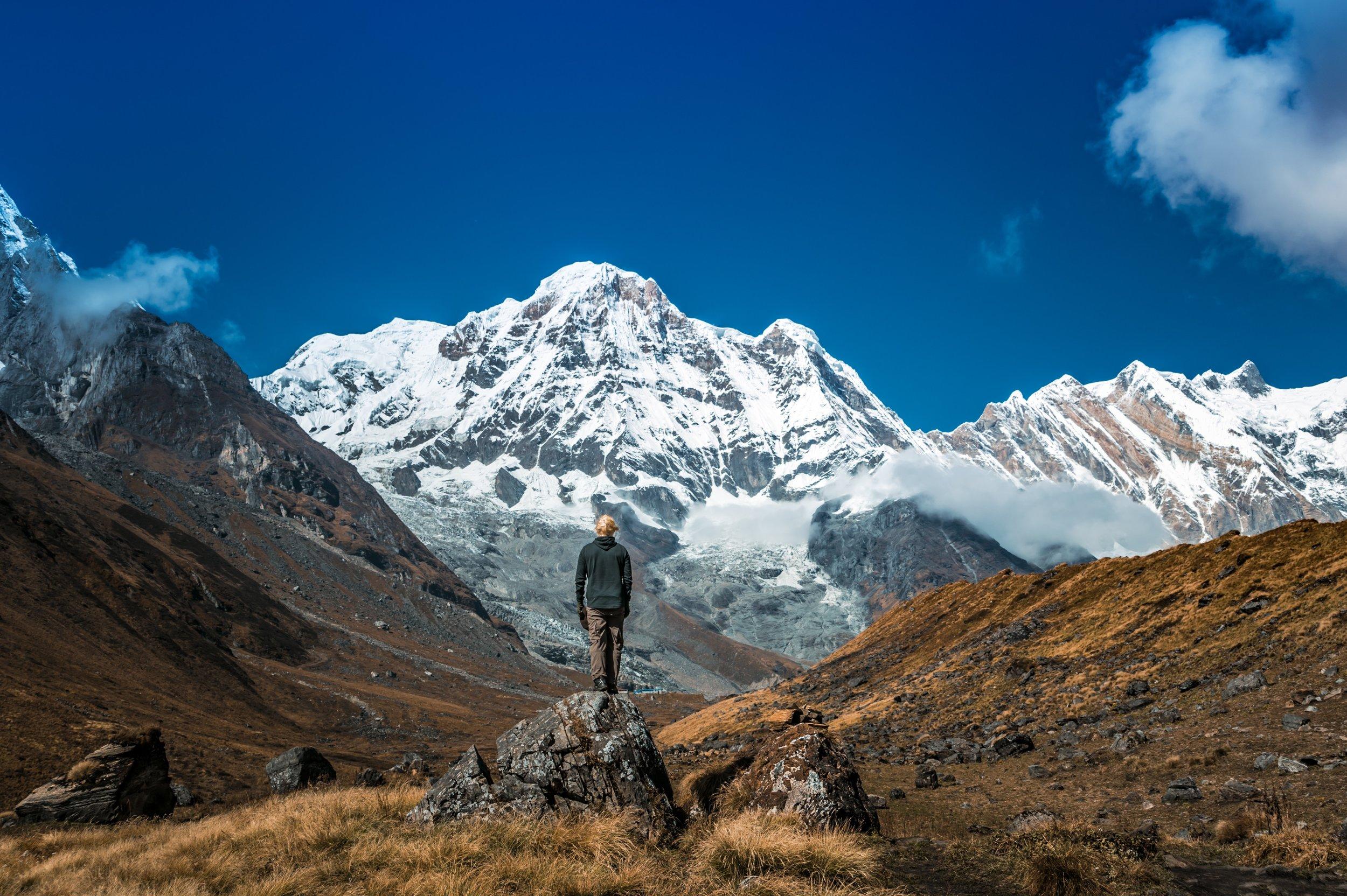 Annapurna Base Camp Trek - Nepal