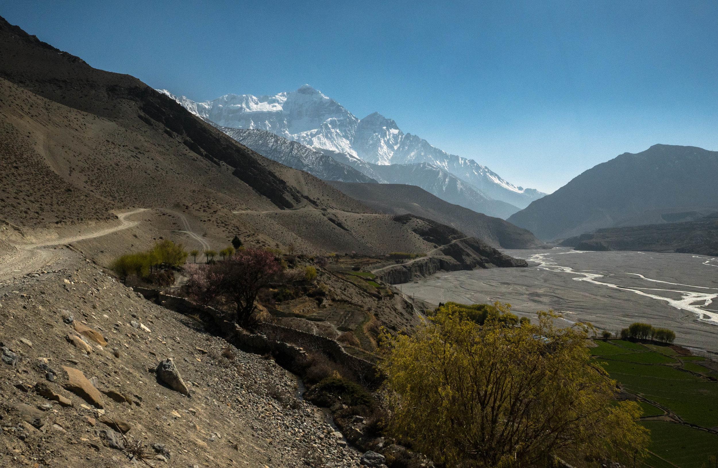 Annapurna Circuit Trek: Lower Mustang