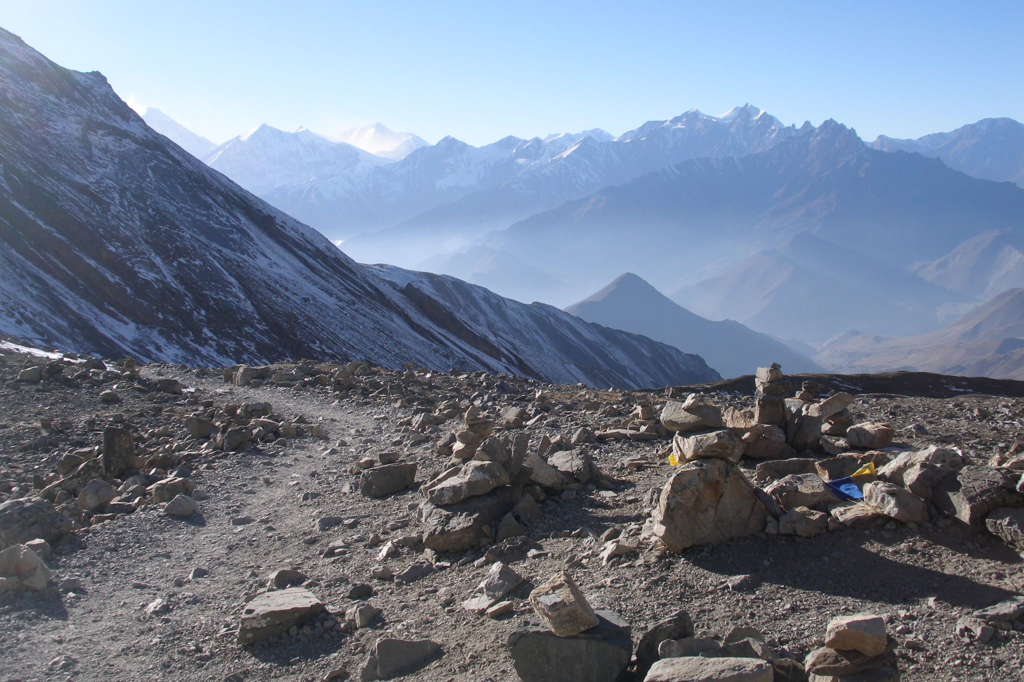 Thorang La Pass by Vyacheslav