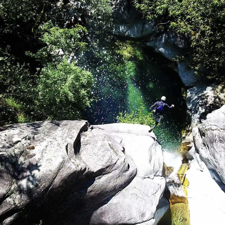 heli-canyoning - level 4