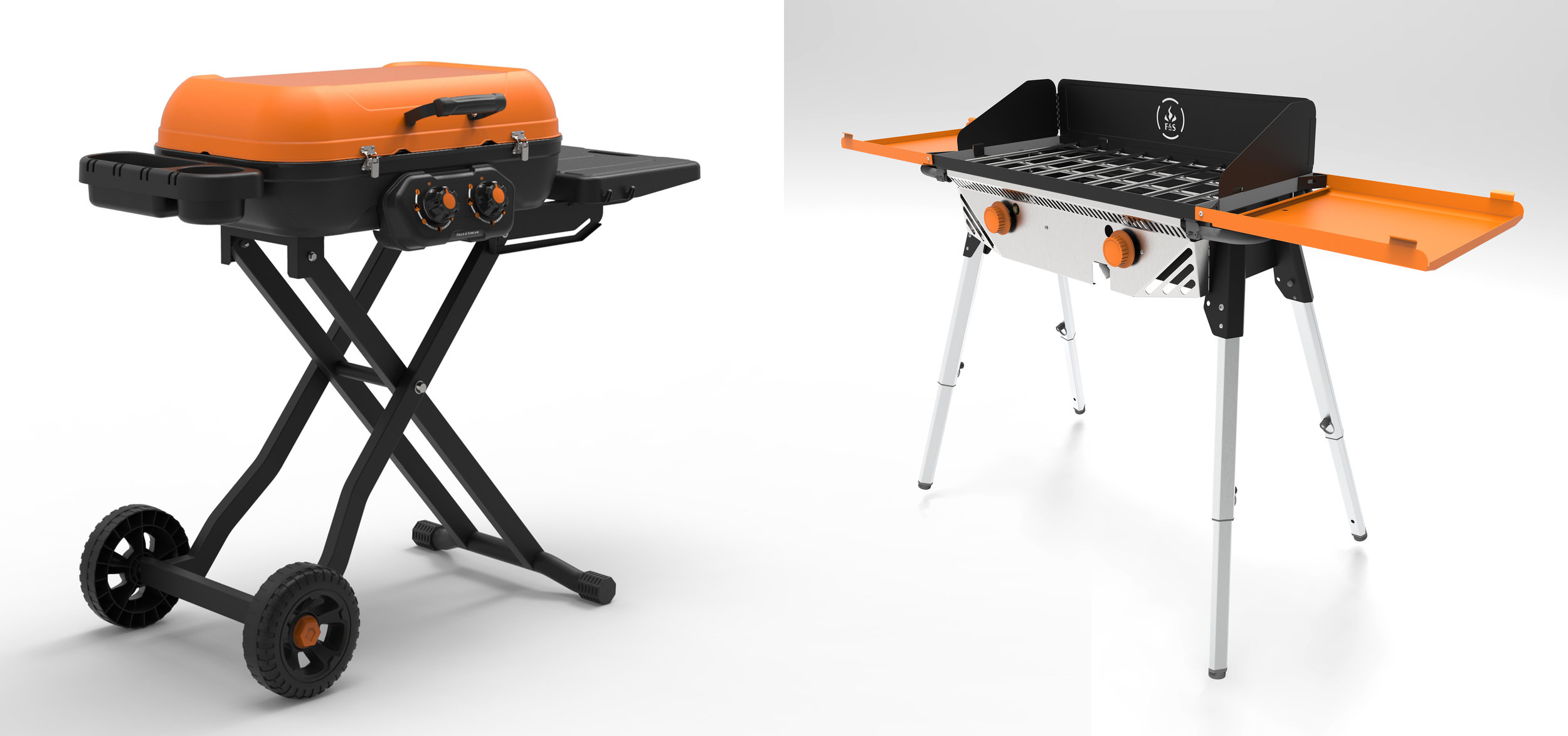 Field & Stream - Off Road Grill and Camp Stove