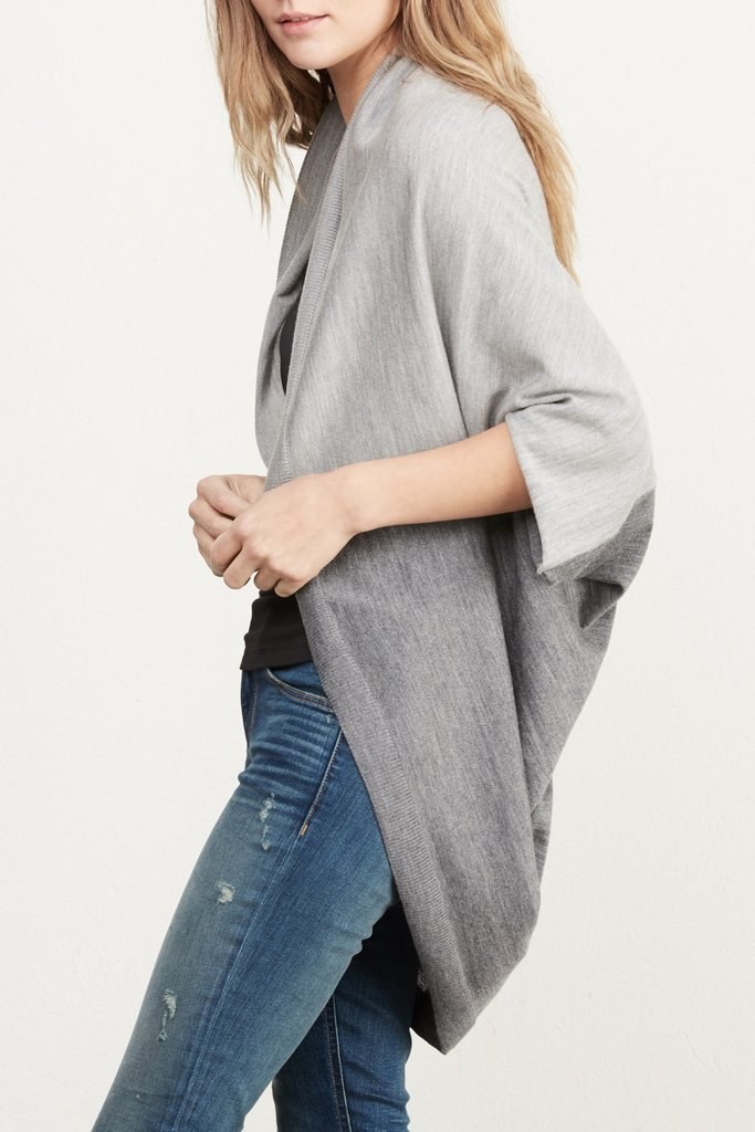 6. The Brie Cocoon Cardigan