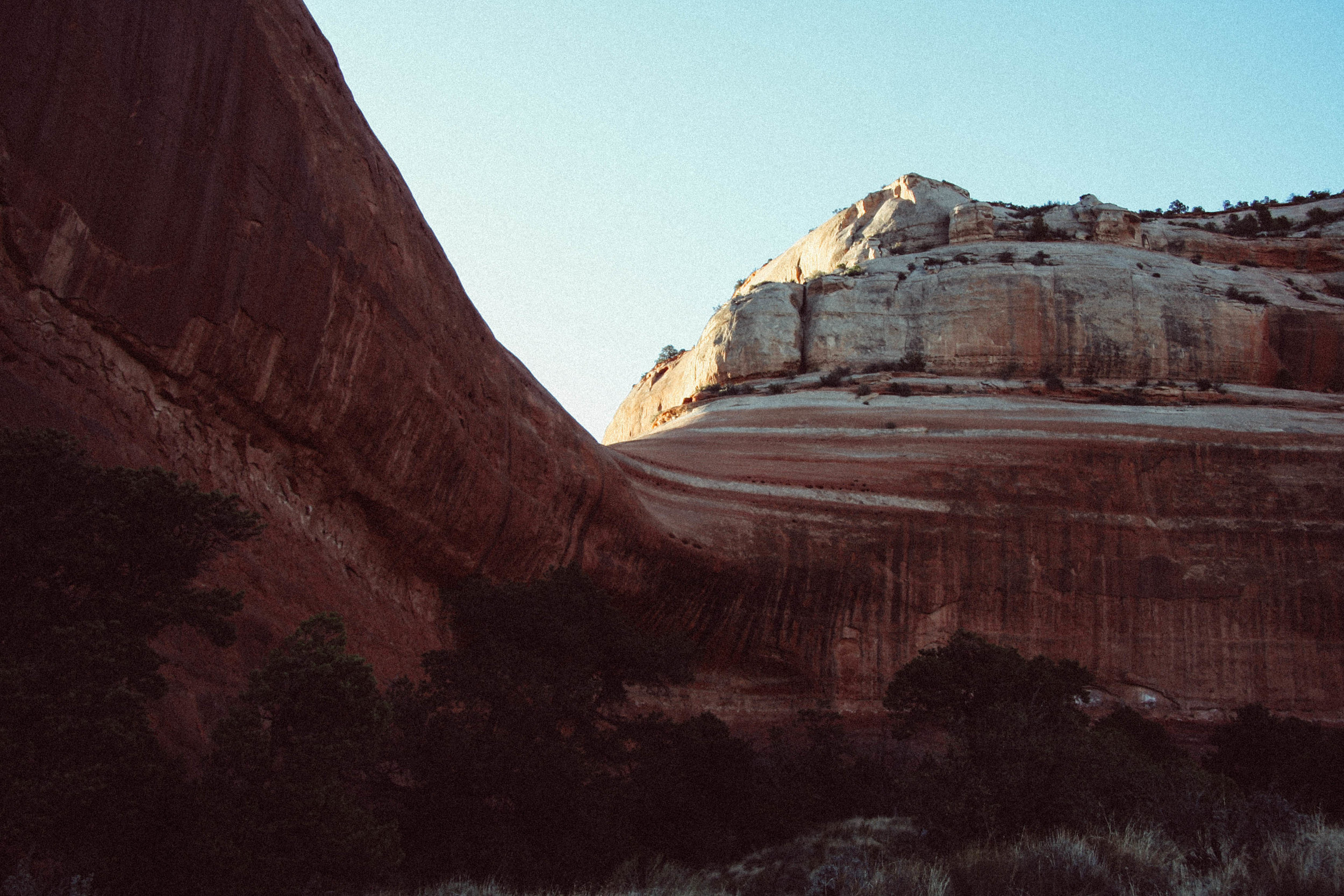 outside of Moab, Utah. In Canyonlands National Park.