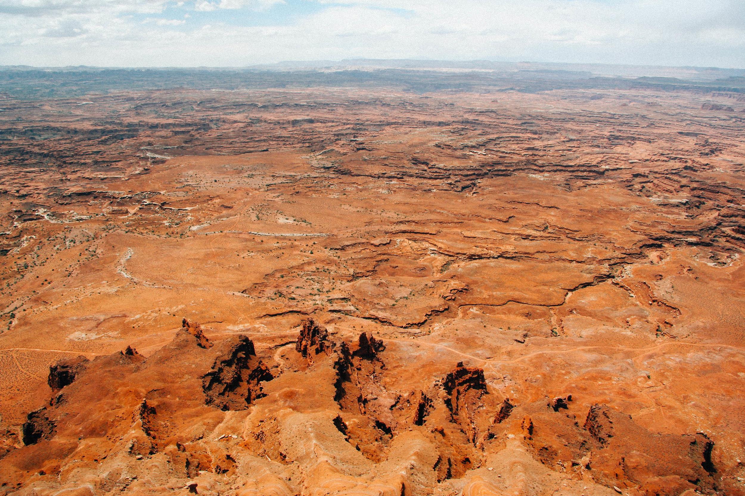 Needles District, Canyonlands National Park, Utah.