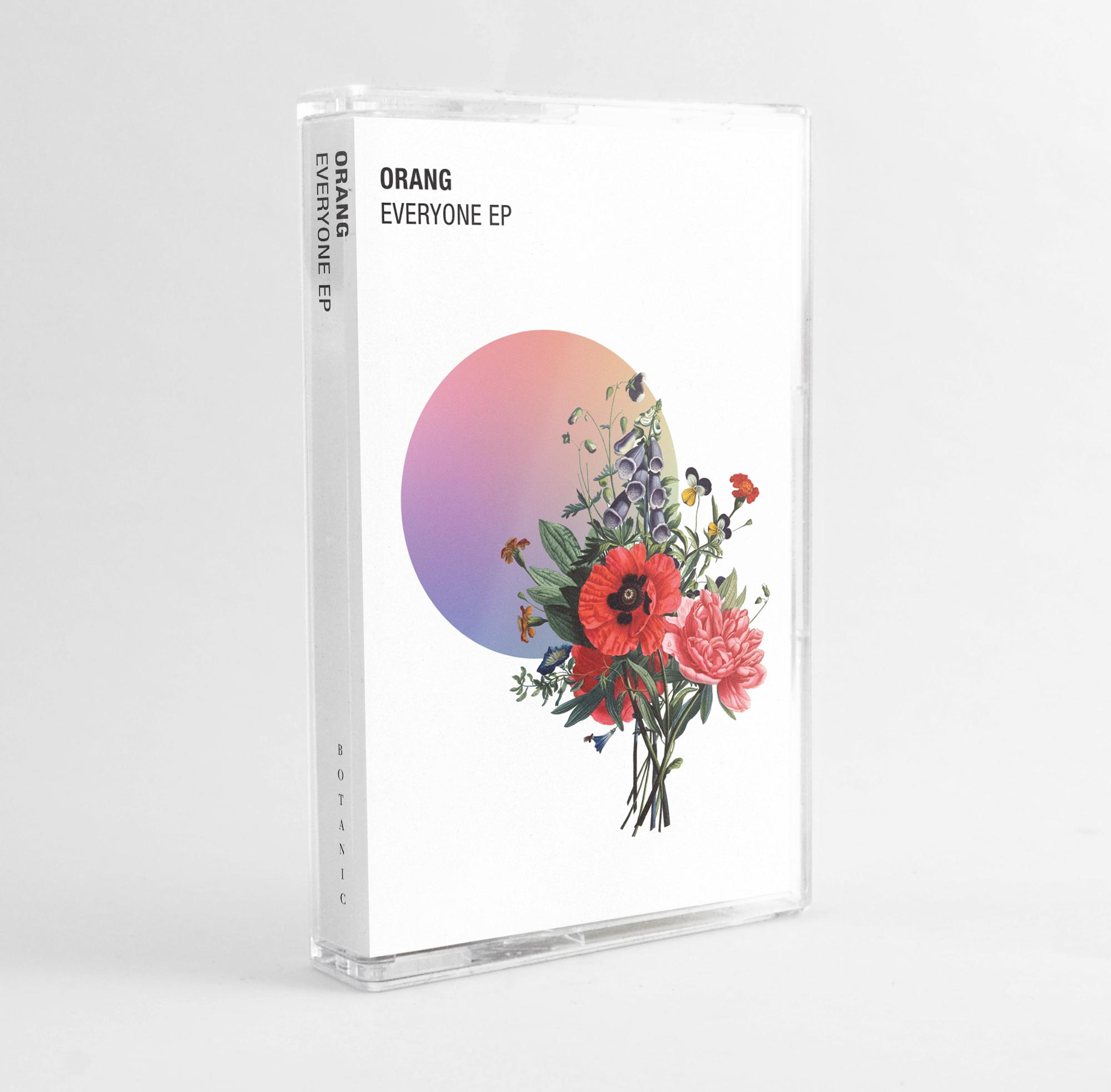 [Preorder] Orang - Everyone EP (Cassette)