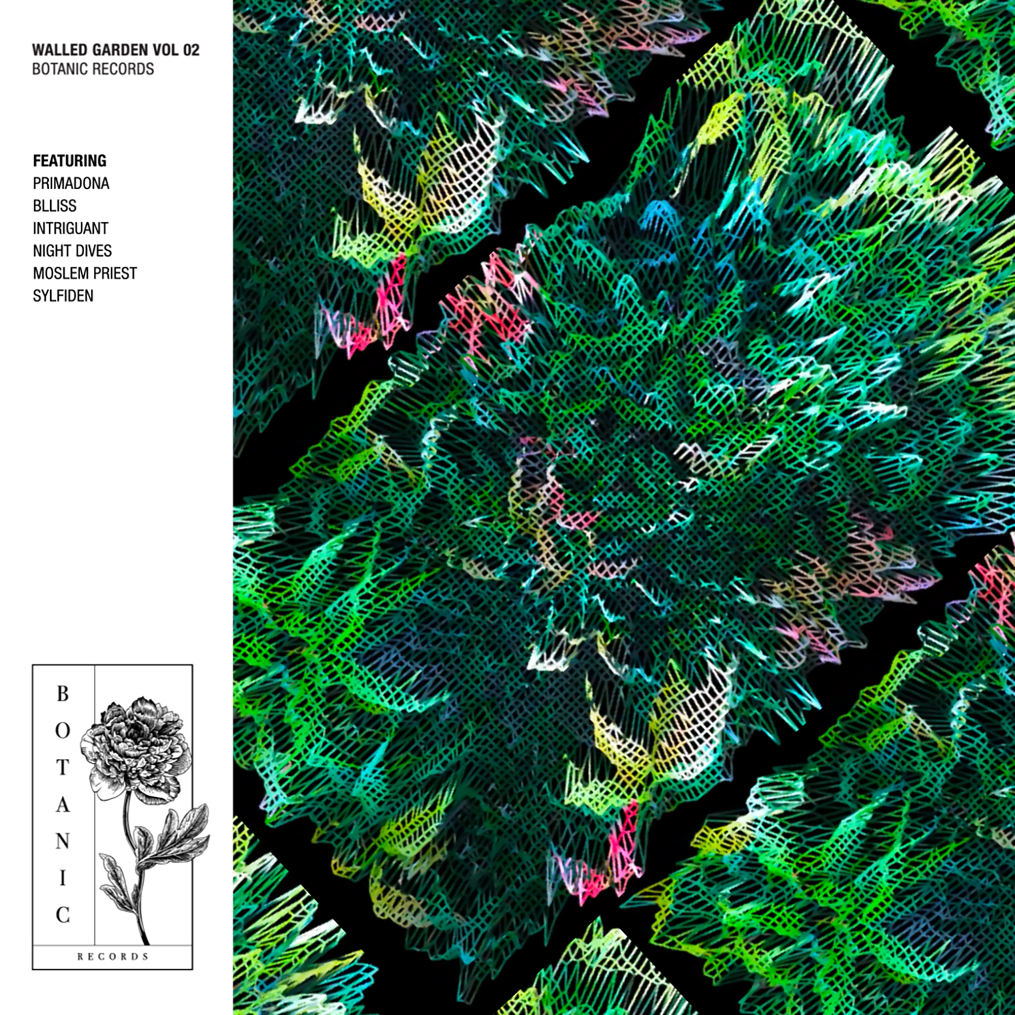 BOTANIC RECORDS - Walled Garden Vol. 02 - cover.png