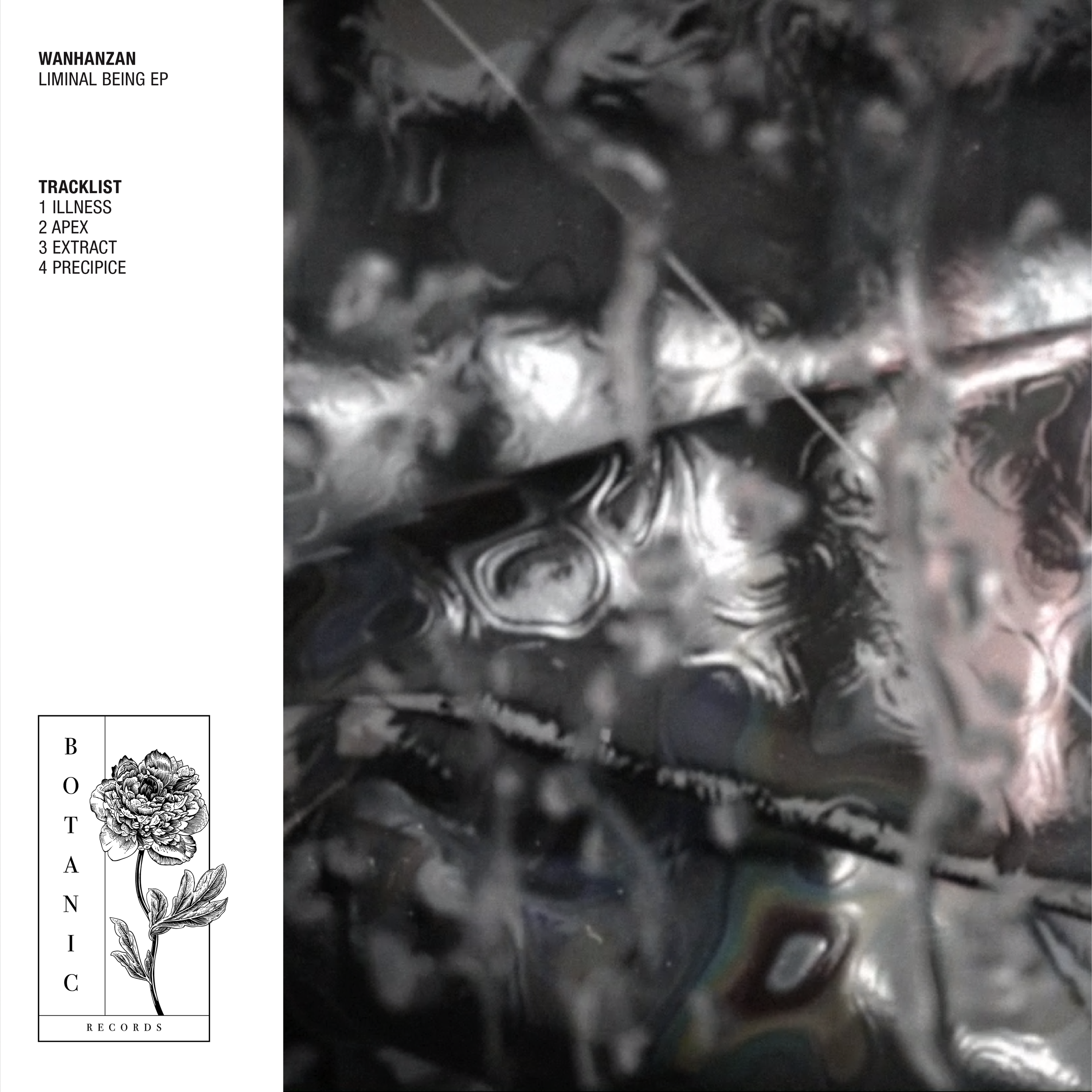BOT007 Wanhanzan - Liminal Being EP Cover.png