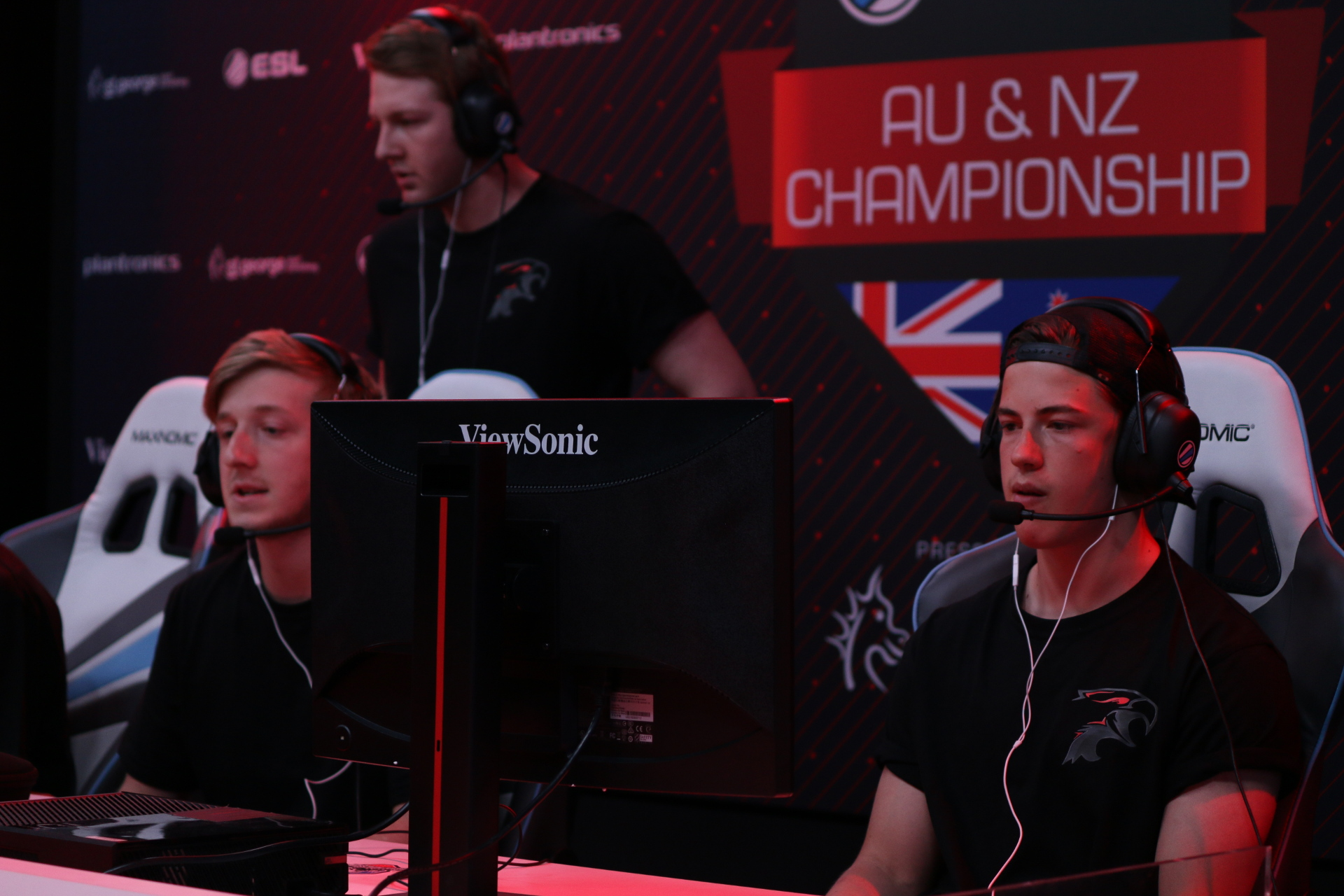 Dark Sided Esports ESL ANZ Halo Championships