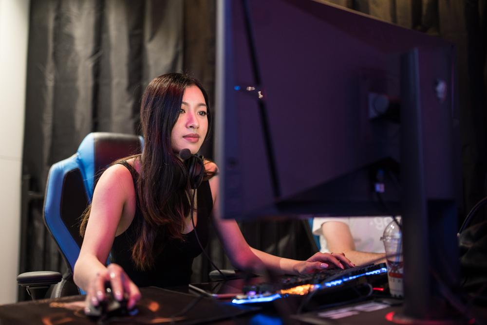 Dark Sided WPGI Female CSGO Esports League Jsmai