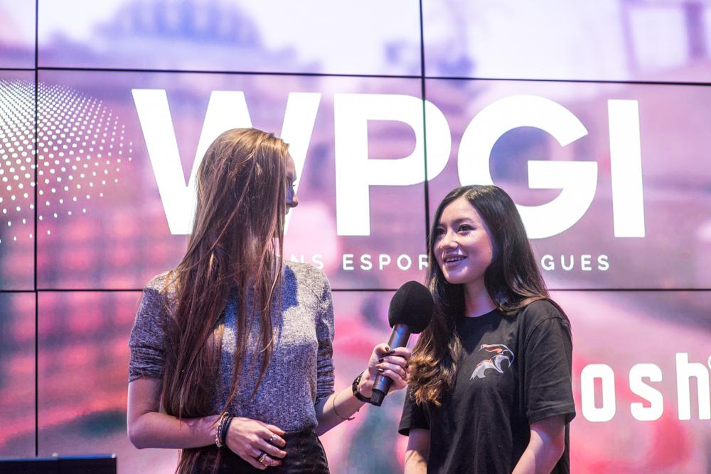 Dark Sided WPGI Professional Women's CSGO Esports League