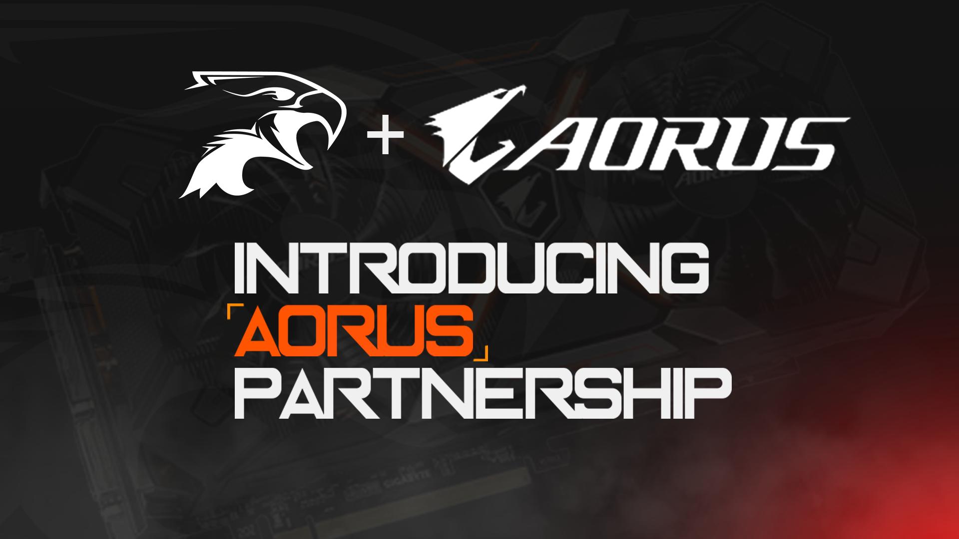 Dark Sided - Partnership with Aorus